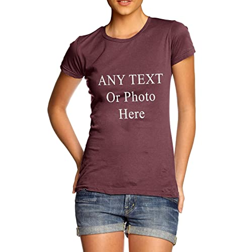 6bb201af2aac WOMENS PERSONALISED T-SHIRTS TEE SHIRT STAG HEN CHARITY RUN