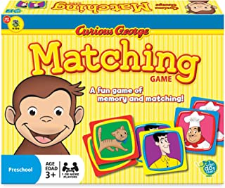 curious george preschool learning games