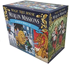 Magic Tree House Merlin Missions Books 1-25 Boxed Set (Magic Tree House (R) Merlin Mission)