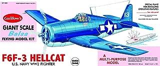 Guillow's Grumman F6F-3 Hellcat Model Kit