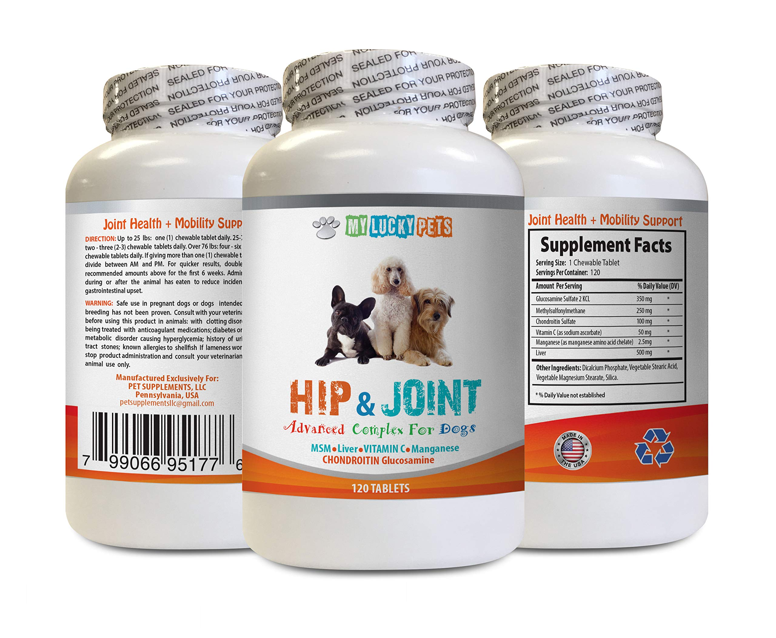 extend joint care dogs glucosamine