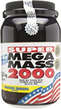 Weider Mega Mass 2000 Banana Protein Rich Formulation High Quality Complex Carbs Little Sugar Vitamins Minerals 1 5kg Estimated Price : £ 22,79