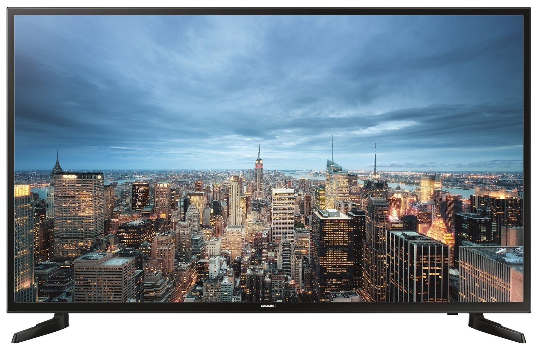 Samsung UE43JU6050UXZG - Televisor LED de 43 (Ultra HD, 3840 x 2160 píxeles, USB, DVB-T2, DVB-C, DVB-S), Color Negro: Amazon.es: Electrónica