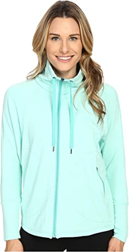 Swallowtail Full Zip Fleece