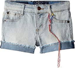 Lucky Brand Kids - Riley Denim Shorts in Bella Wash (Little Kids)