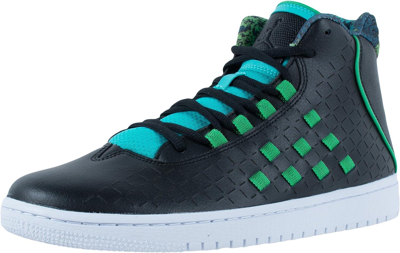 JORDAN Mens Illusion Sneaker Black - Footwear Sneakers 10