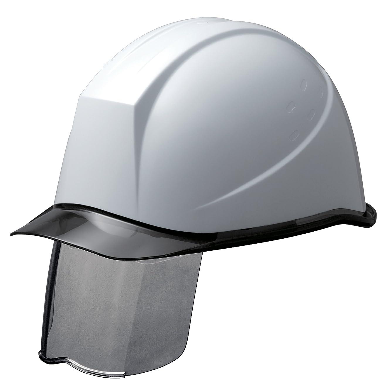 ミドリ安全 ヘルメット SC-11PCLS M50 RA KP ホワイト/スモーク