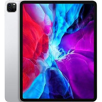 Apple iPad Pro (12.9-inch, Wi-Fi, 512GB) - Silver (4th Generation) (Renewed)