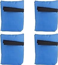 4 Pack Outdoor kraan Covers voor Winter Freeze bescherming, blauwe buitenkraan Covers Sokken voor koud weer waterdicht geï...