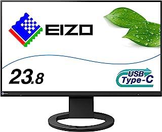 Eizo FlexScan EV2480-BK - 60 cm (23.8 Zoll), LED, IPS-Panel, Höhenverstellung, Pivot, speaker, USB-C, DisplayPort, HDMI