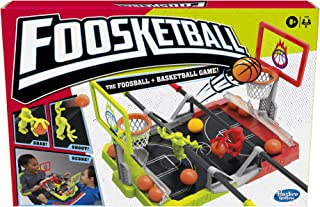 Foosketball Game, The Foosball Plus Basketball Shoot and Score Shoot and Score not searched Tabletop Game for Kids ages 8 ...