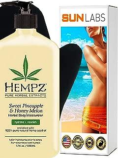 Best fiji pineapple palm body lotion Reviews