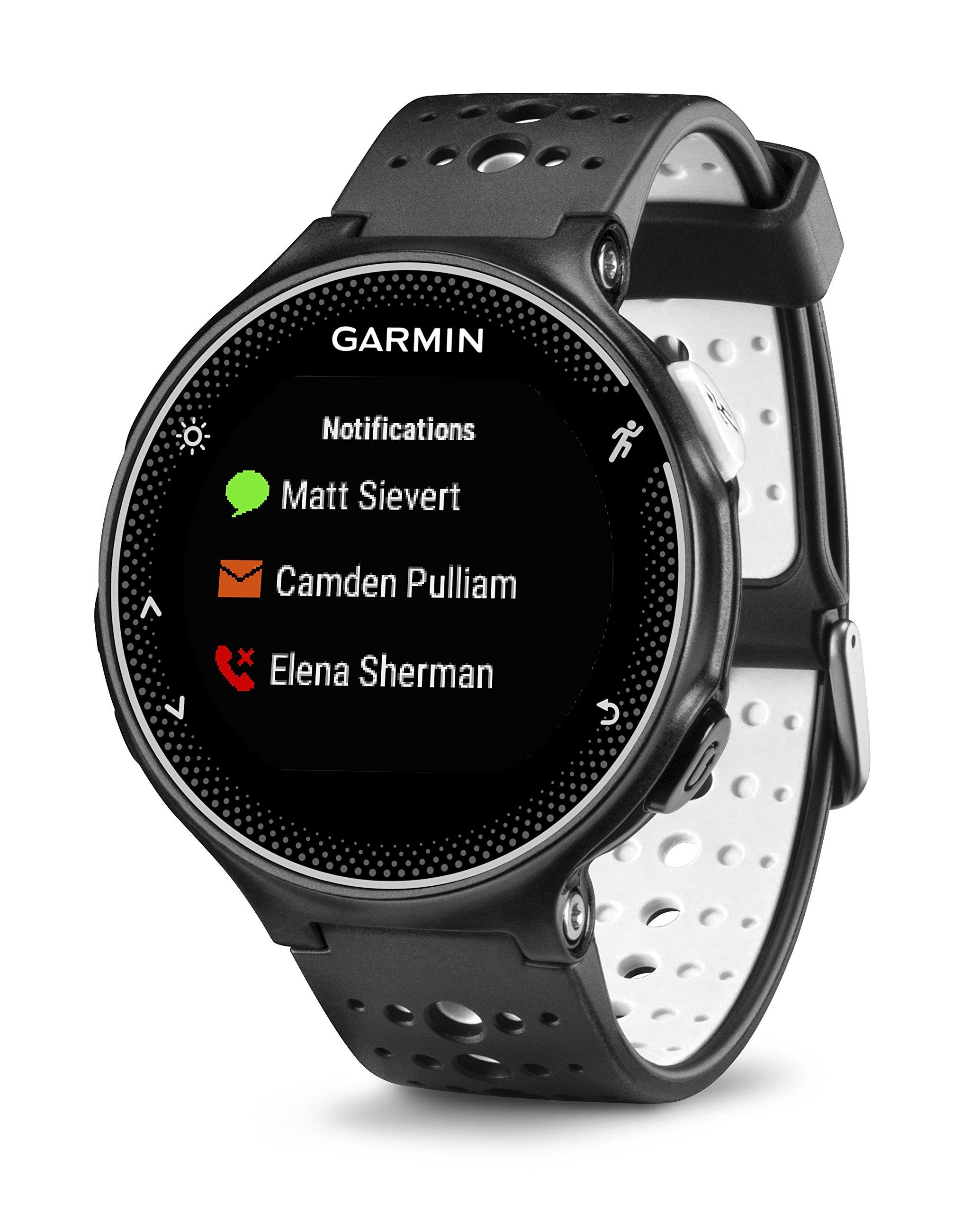 Garmin Forerunner 230 Reloj de carreja con GPS, Unisex Adulto ...