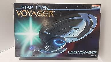 STAR TREK Monogram USS Voyager Spaceship Model Kit