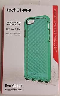 Tech21 Evo Check iPhone 6/ 6S - Aqua