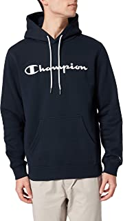 Champion Men's Legacy Classic Logo Hooded Sweatshirt