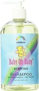 Rainbow Research Scented Organic Herbal Shampoo, 16 Fluid Ounce