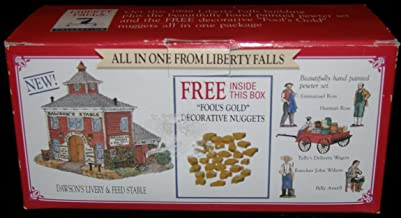 Liberty Falls Collection Dawson's Livery & Feed Stable