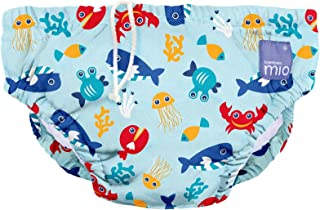 Bambino Mio, pañal bañador, deep sea blue, extra grande (2