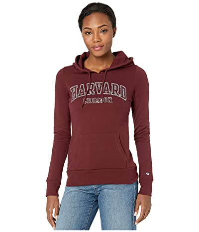 Champion College Harvard Crimson Eco(r) University Fleece Hoodie (Maroon 1) Women