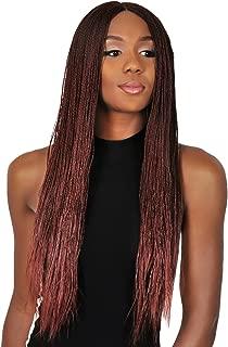 Micro Million Twist Wig - Color 35-22 Inches