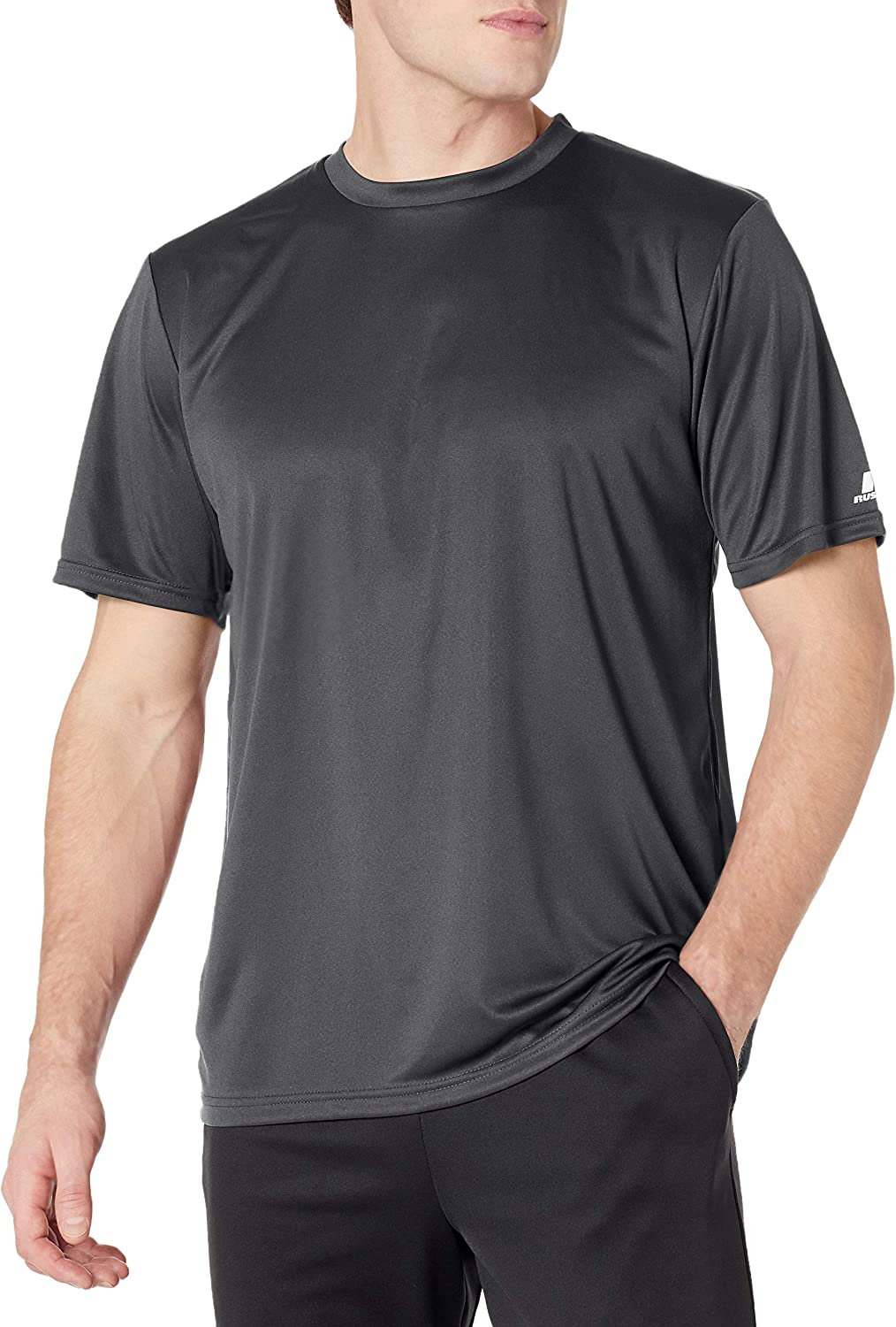 Russell Athletic Men's T-Shirt Performance Max 52% OFF Mail order