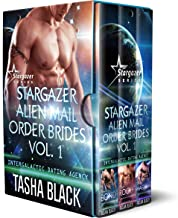Stargazer Alien Mail Order Brides: Collection #1 (Intergalactic Dating Agency)