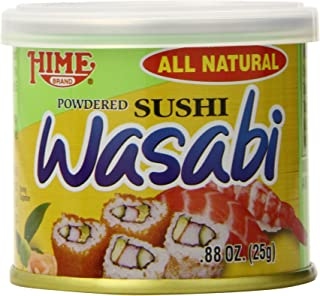 Japanese Sushi Wasabi Powder, .88-Ounce Cans (Pack of 10)