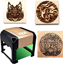 laser engraving machine Laser Engraver Printer 3000mW Mini desktop laser engraver machine DIY Logo laser engraver (3000mW)