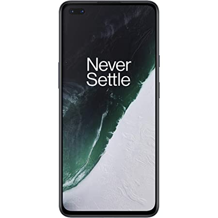 Oneplus Nord Smartphone Ash Grau 6 44 Fluid Amoled Display 90hz 12gb Ram 256gb Speicher Quad Kamera Warp Charge 30t Dual Sim 5g 2 Jahre Garantie Elektronik