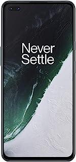 OnePlus NORD (5G) 12 GB RAM + 256 GB minne, Dual SIM. Nu med Alexa inbyggt - 2 års garanti - Ash Grey