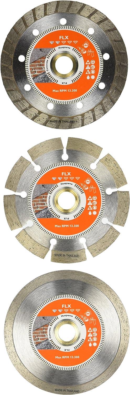 Husqvarna 585740301 新作販売 人気海外一番 FLX Trio Pack - 4