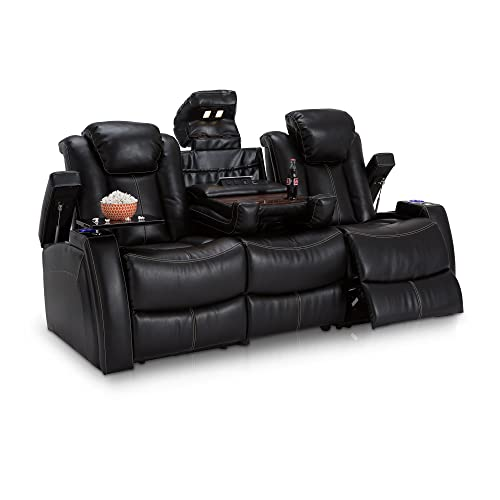 Electric Reclining Sofa Amazon Com