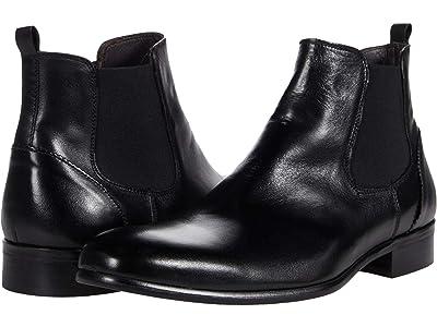 Massimo Matteo Almansa Chelsea Boot (Black) Men