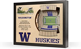 YouTheFan NCAA 25-Layer 25.5 x 19.5 StadiumViews 3D Wall Art