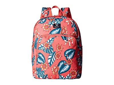 Roxy Winter Waves Backpack (Dubarry Leafy) Backpack Bags