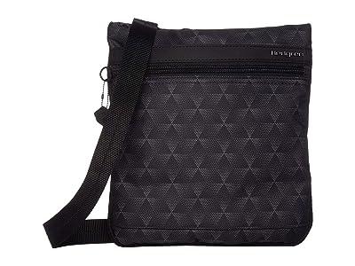 Hedgren Leonce RFID Shoulder Bag (Gradient Print) Shoulder Handbags