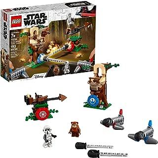 star wars ewok village lego