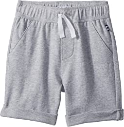 Washed Baby French Terry Shorts (Toddler)