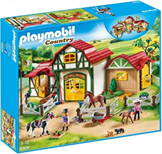 PLAYMOBIL Horse Farm Building Set