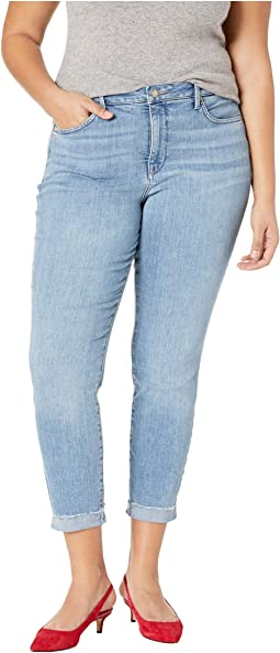 Plus Size Ami Skinny Ankle w/ Cuff in Dreamstate