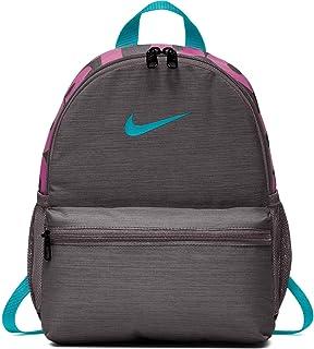 Nike Unisex-Adult's BRSLA JDI Rucksack, Thunder Grey/Teal, One Size
