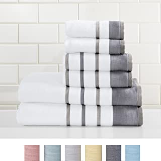 Best grey and white patterned towels Reviews