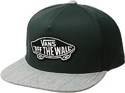Classic Patch Snapback Hat