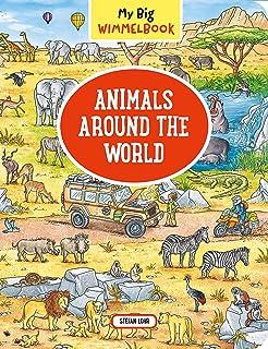 My Big Wimmelbook Animals Around the World