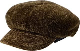 Morgan & Taylor Women's Verity Flat Caps, Olive, One Size