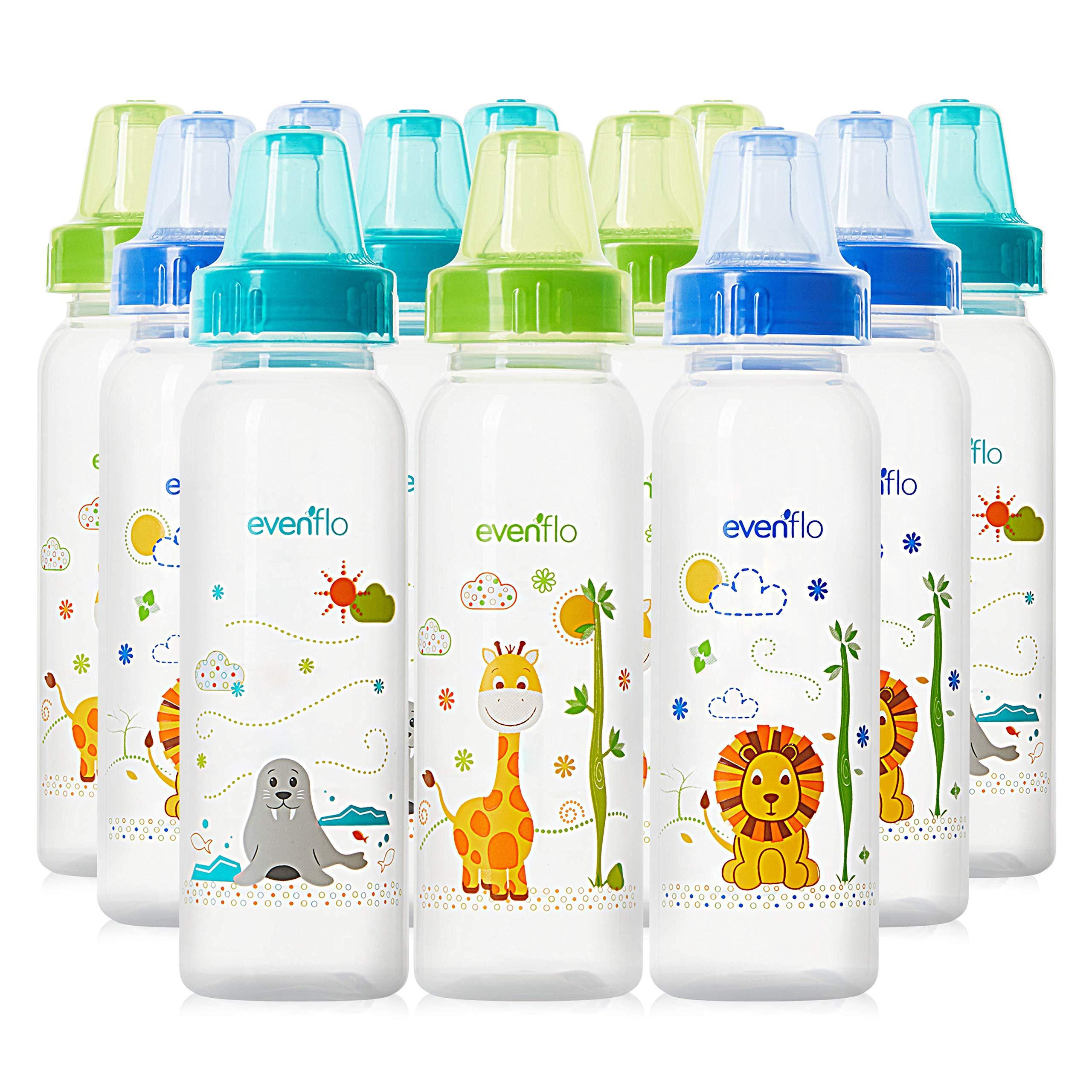 Evenflo Feeding Friends Polypropylene Bottles