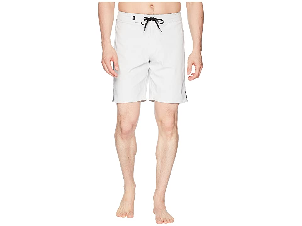 Vans Sidestripe Boardshorts (White) Men
