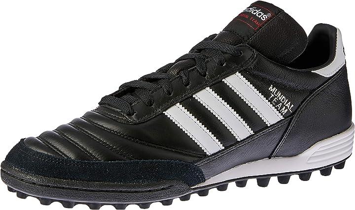 Scarpe da calcetto adidas mundial team, scarpe da calcio unisex 19228