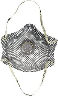 Moldex 507-2310N99 N99 Premium Particulate Respirators, Half Facepiece, 2-Strap, Medium/Large, White (Pack of 10)